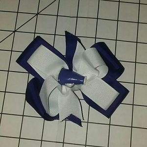 Girls Cheer Hairbow